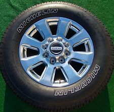 Perfect NEW Set 2017 OEM Factory Ford F250SD PLATINUM 20 inch F 250 Wheels Tires