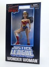Femme Fatales Justice League UNLIMITED WONDER WOMAN Statue DC Diamond Select New