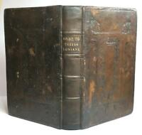 1584 Very Scarce 'Exposition Of Thessalonians'  John Jewel. Bible/Theology.