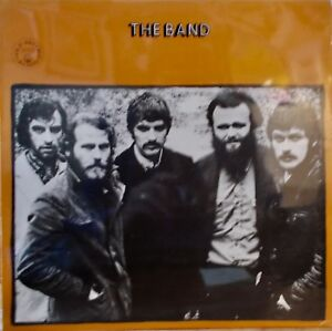 The Band - Self Titled  LP - Capitol Label  STAO 132.
