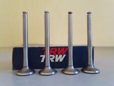 Valvole scarico VW Golf, Passat, Jetta, TRW 33027(kit 4 pezzi), OE 068109611