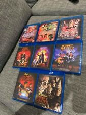 Puppet master Blu Ray Collection 2,3,4,5,6 Legacy , Retro