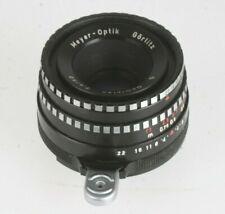 Meyer-Optik Görlitz Domiplan 2,8/50mm Objektiv #4375984 (Exa Bajonett)