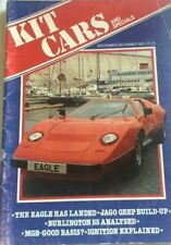 Kit Cars Magazine November/December  1981