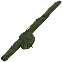 NGT ROD HOLDALL BAG WELL PADDED FOR 3 12ft CARP FISHING RODS & BIG PIT REELS