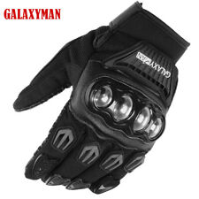 Cycling Motorcycle Riding Gloves Tactical Touch Screen Racing Moto Driving Glove