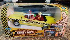 New In Box 2003 Sega Crazy Taxi Remote Control Toy Car - Video Game Collectible