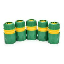 "34mm 1/2"" Hose Pipe Fitting Set Quick Yellow Water Connector Adaptor Garden Lawn"