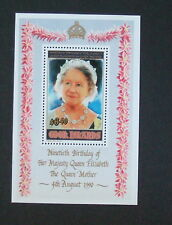 Cook Islands 1990 Queen Mother's 90th Birthday MS1247 MNH UM unmounted miniature