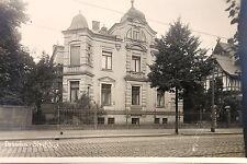 21953 Foto AK Dresden Strehlen Villa Wasastraße 14 um 1925