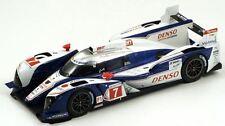 Toyota TS030 Hybrid - Lapiere/Nakajima/A. Wurz - LMP1 Le Mans 2012 #7 - Spark