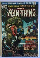 Man-Thing #5 (May 1974, Marvel)