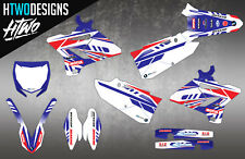 YZ250F GRAPHIC KIT STICKERS YZF250 YZ 250 F GRAPHICS 2010-2013 DECALS 450F YZF