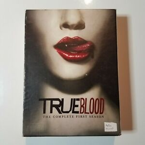 True Blood: The Complete First Season | DVD TV Series | Anna Paquin | Pre-owned