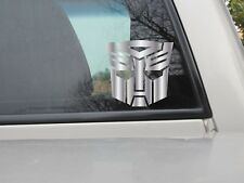 Transformers Autobot Vinyl Decal - Autobot Sticker - You Choose Size & Color