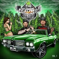 Paul Wall, Baby Bash - The Legalizers: Legalize Or Die [New CD] Explicit, With D