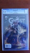 Ghost Rider #1 - CGC 9.8 Retailer Incentive Variant, White Pages, Marvel Comics