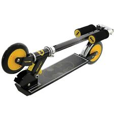 New Batman Inline Folds Away Compactly Scooter PVC Wheels - 5+ Years