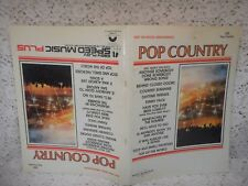 "Pop Country: Easy Play Speed Music Plus ""Flip-Flop"" Music Book (1982)"