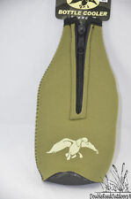 Duck Commander Green Bottle Cooler Sleeve