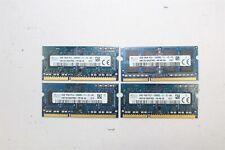 16GB (4x4GB) SK Hynix HMT451S6AFR8C 1Rx8 PC3-12800 Laptop RAM Lenovo 03X6561