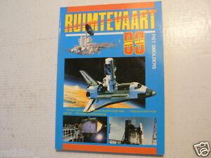 AIR SPACE ALK 1989 SPACE SHUTTLE,MIR,LAVEIKIN,FARIS,TITOV,COVEY,HILMERS,HAUCK,NE