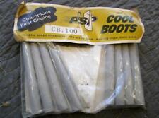 Vintage NOS PSP Cool Boots Spark Plug Wire Insulators True 50's-60's Hot Rod WOW