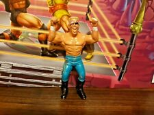 Sting wcw Galoob wrestling action figure 1990
