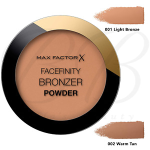 MAX FACTOR Facefinity Seamless Instant Tan Bronzer Face Powder *CHOOSE SHADE*