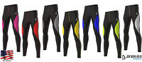 Deckra Mens Compression Base Layer Long Pants Running Tights Sports Gym Fitness