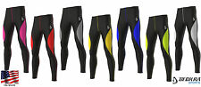 Mens Compression Pants Base Layer Under Armour Skin Fit Gym Running Yoga Tights