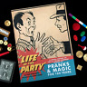 LIFE OF THE PARTY BOOK visual history SS Adams & Lot of gags, tricks and novelty