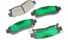 Disc Brake Pad Set fits 2007-2010 Saturn Outlook  AUTOPARTSOURCE