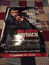 Payback Movie Poster