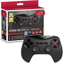 SPEEDLINK STRIKE NX WIRELESS GAMEPAD / GAME CONTROLLER FOR PC (SL-650100-BK)