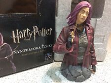 Harry Potter Gentle Giant Bust NYMPHADORA TONKS Limited Edition No 1475/2500