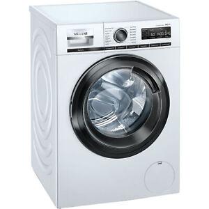Siemens WM14VMA2 iQ700, Waschmaschine, weiß