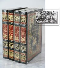 KING ARTHUR - HOWARD PYLE - Easton Press - Lancelot, Launcelot - 3 SEALED