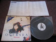 Minako Honda Oversea Japan Promo Label Vinyl LP in Shrink John Wilson