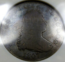 1807 Draped Bust Quarter Choice ANACS G-4... A very Pleasing Original Coin, NICE