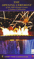 The Opening Ceremony Of The 2000 Olympic Games - A Sydney Celebration (DVD, 2000, 2-Disc Set)