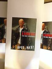 hot BROTHER  PRODUCTION Die Hard With Bruce Willis 1/6 ACTION FIGURE toys
