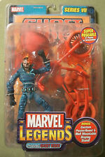 MARVEL LEGENDS GHOST RIDER PHASING RARE MOC NEW!!