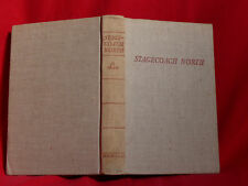 1941 1st Printing Edition H/C STAGECOACH NORTH Vermont History By W Storrs Lee