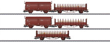 Märklin 47733 H0 Freight Car Set Sj Ep.iii Ac