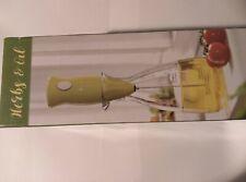 Mezclador de vinagreta con vaso 250ml