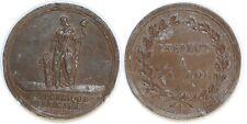 Médaille  Commissaire de Police, Milan, 1797 par Salwirck
