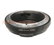 Adapter for Canon FD lens to Samsung NX1 NX500 NX3000 NX300M NX300 NX2000 Camera