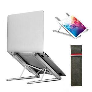 "Portable height adjustable stand-LAPTOP/MACBOOK/IPAD/iPad Pro 12.9""/tablet STAND"