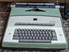 IBM Executive Model 42 Mechanical Typewriter Vintage 1968 Tested Working